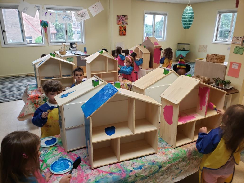doll house camp